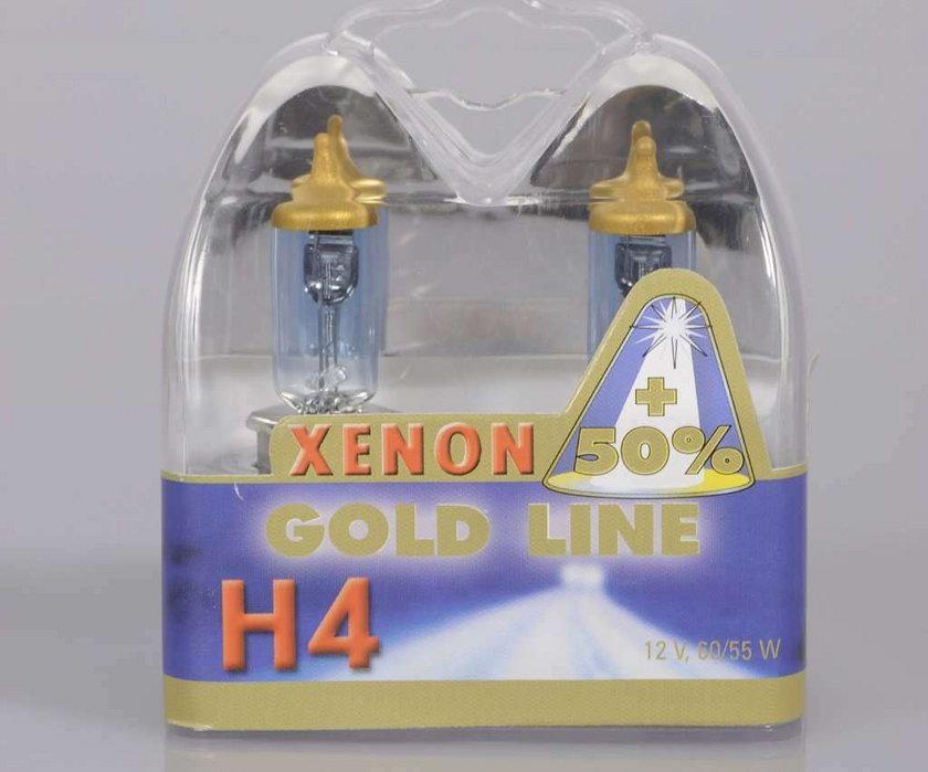 Test żarówek H4