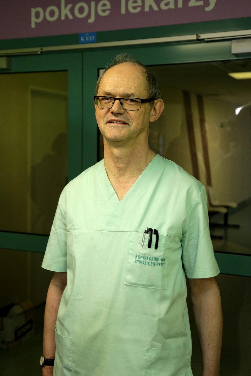dr Krzysztof Sycz