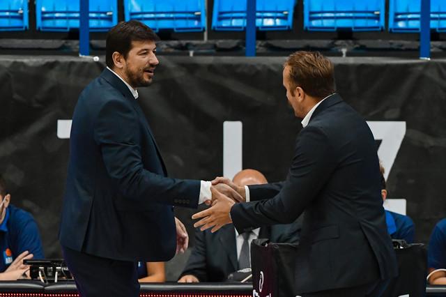 Vlado Šćepanović i Marko Marinović