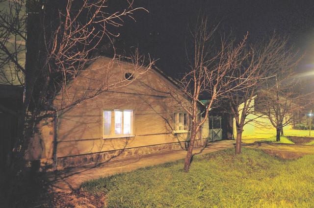 Kuća u kojoj je ranjen podstanar Jovanović