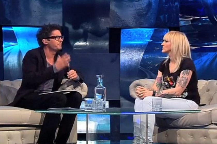 Agnieszka Chylińska i Kuba Wojewódzki