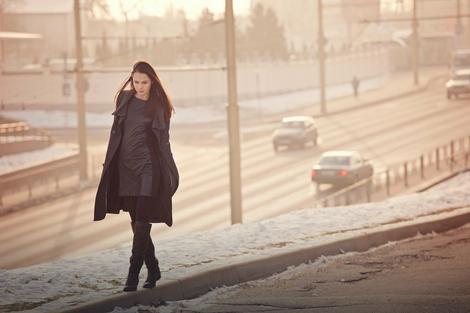 Lutala je gradom, ne znajući gde ide