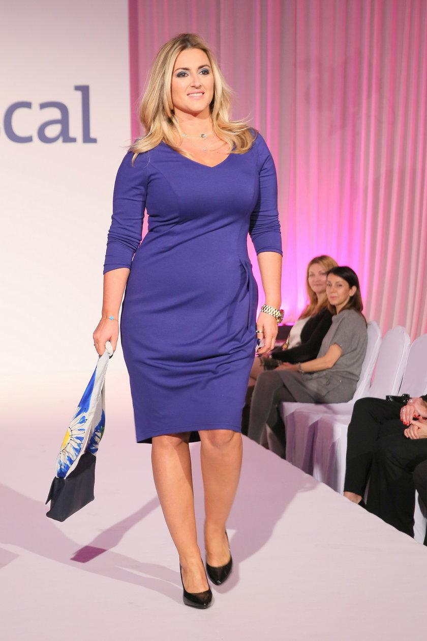 Karolina Szostak w 2014 roku