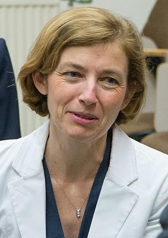 Florans Parli, francuska ministarka odbrane