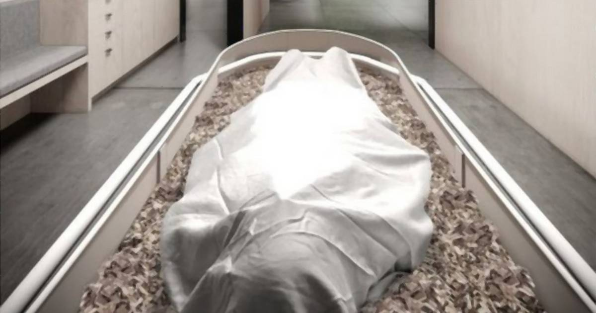 Neuer Öko-Beerdigungs-Trend: Menschen nach dem Tod für Dünger kompostieren