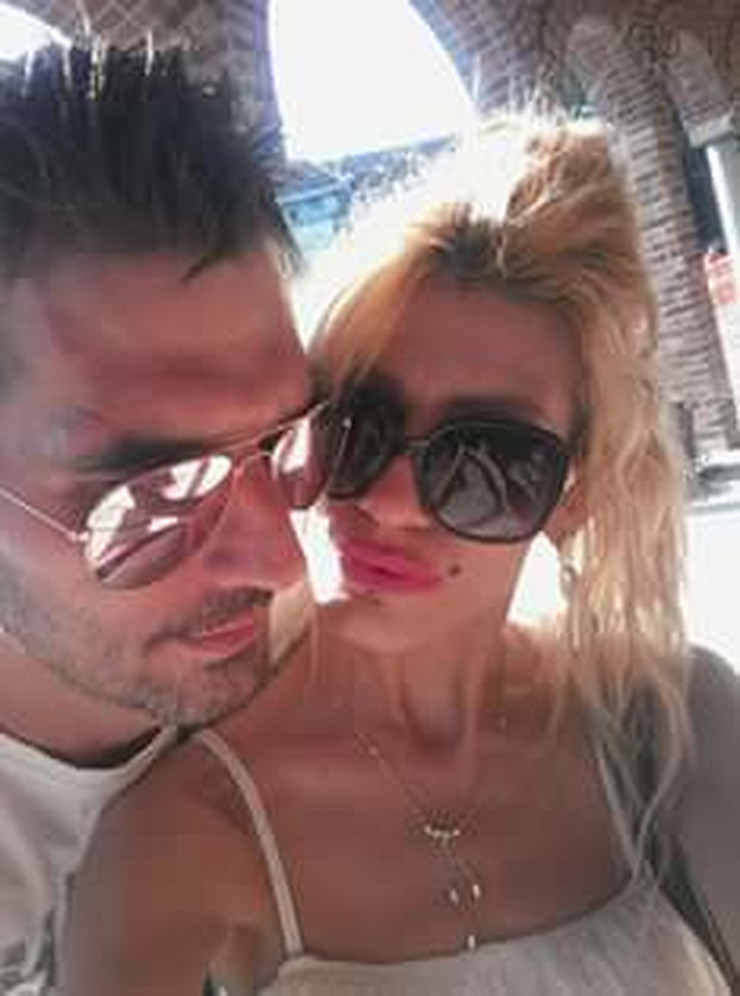 Dimitrije Stančić i Sanja Bajin