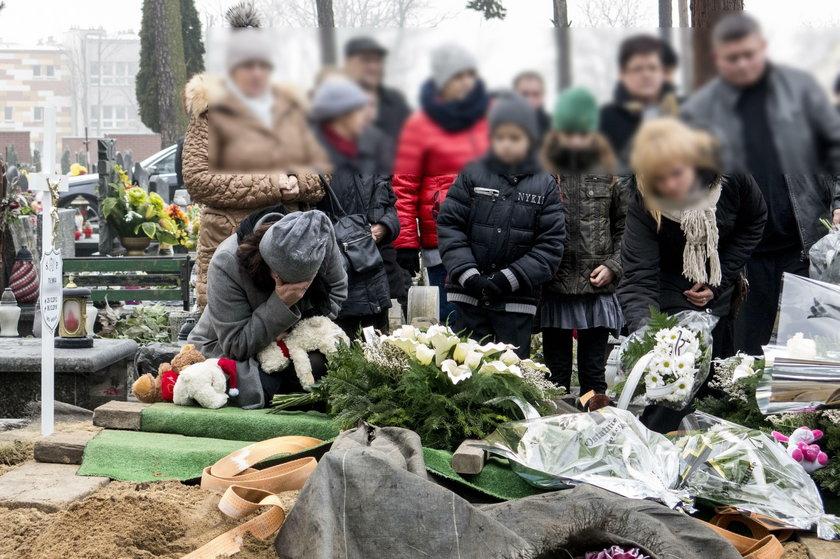 Pogrzeb zamordowanej Oliwii