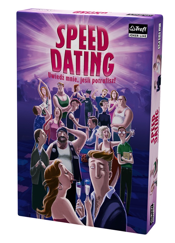 Speed Dating – gorąca gra imprezowa