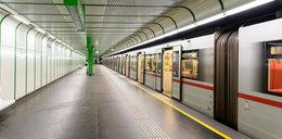 Alarm bombowy w Wiedniu. Ewakuacja stacji metra