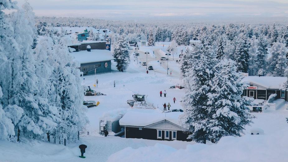 W Finlandii nie brakuje nie tylko śniegu, ale i innych cennych złóż