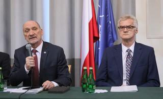 Macierewicz: Podkomisja smoleńska podejmowała wysiłki, by odzyskać wrak Tu-154 M
