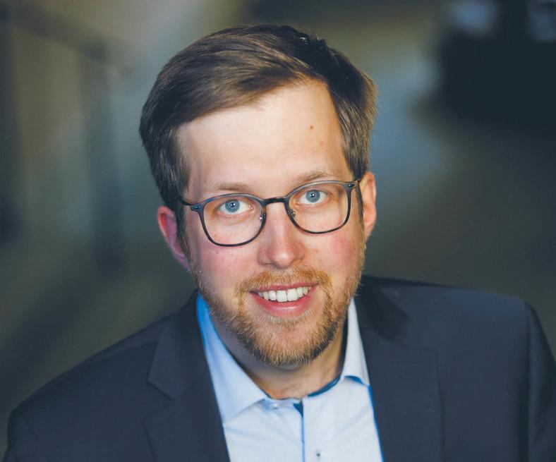 Christopher Wratil, politolog, wykładowca na University College London  fot. Minda de Gunzburg Center for European Studies/Harvard University/Materiały prasowe