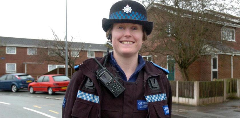Policjantka romansowała z niedoszłą samobójczynią i... wyleciała z pracy
