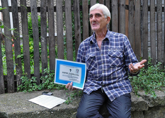 Ljubomir jovičić radio je u Rusiji u očajnim uslovima