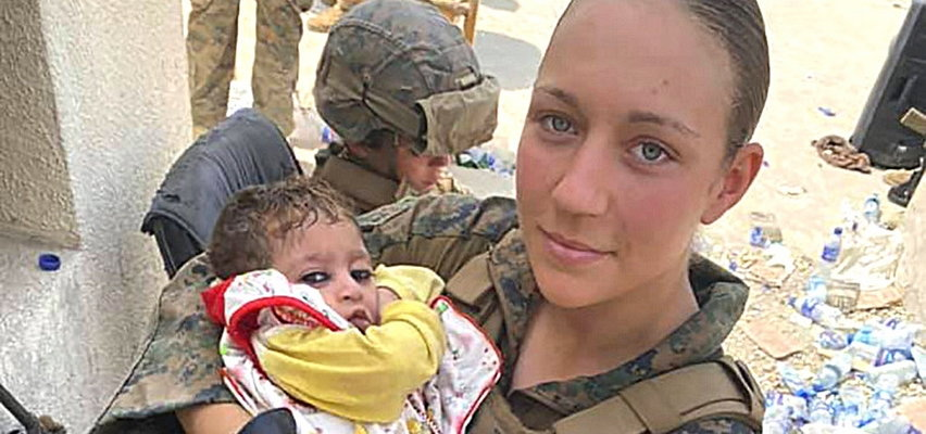 """Sierżant Gee zginęła w zamachu w Kabulu. Przed śmiercią napisała: """"Kocham moją pracę"""""""