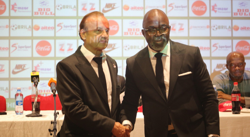 NFF boss Amaju Pinnick backs Super Eagles coach Gernot Rohr amidst call for a sack