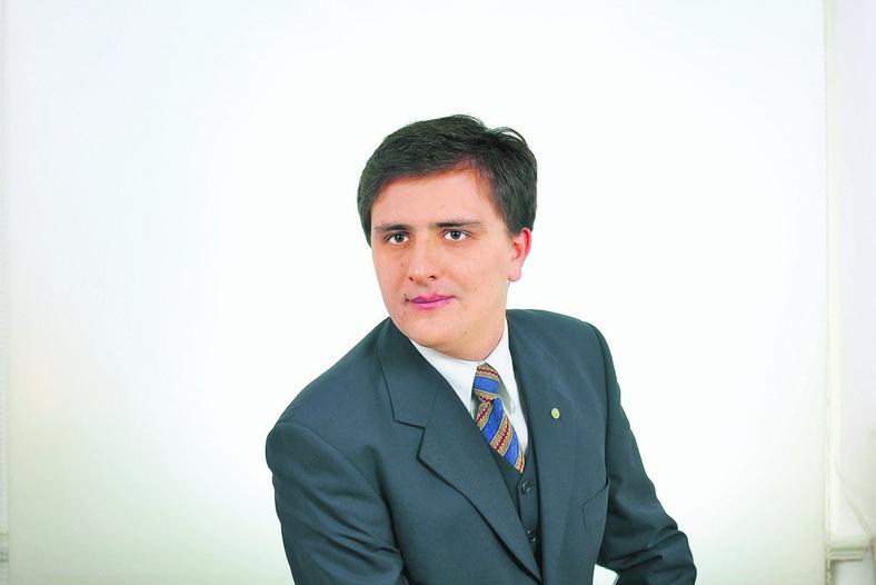 Michał Beim, ekspert ds. transportu z Instytutu Sobieskiego (fot. archiwum prywatne)