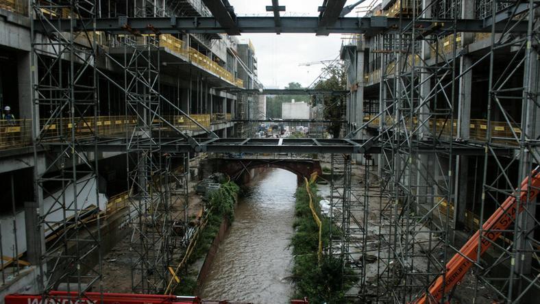 Urzędnicy twierdzą, że inwestycja nie narusza historycznej struktury Kanału Raduni