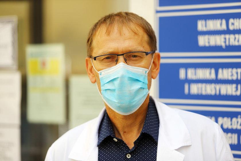 Ważne, by nie przeoczyć innej choroby