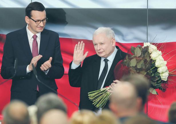 Jarosław Kaczyński – To nie jest zwycięstwo ostateczne