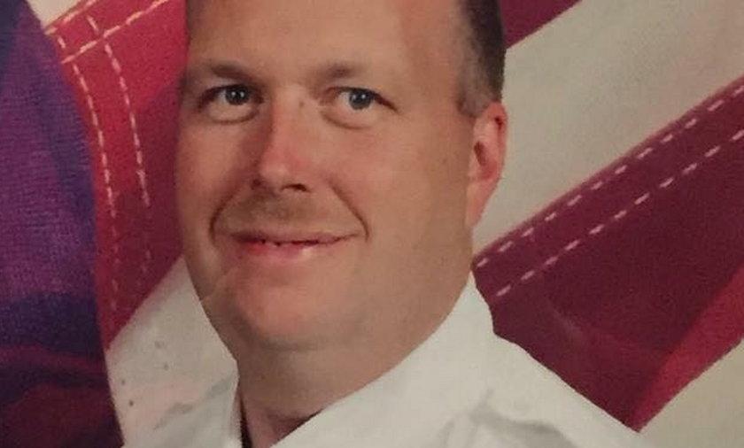 Ratownik medyczny umarł po udzieleniu pomocy własnej córce