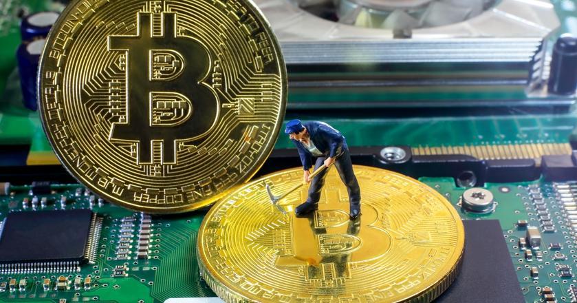 Obecnie na rynku jest ponad 16,5 miliona bitcoinów. Górna granica wynosi 21 mln
