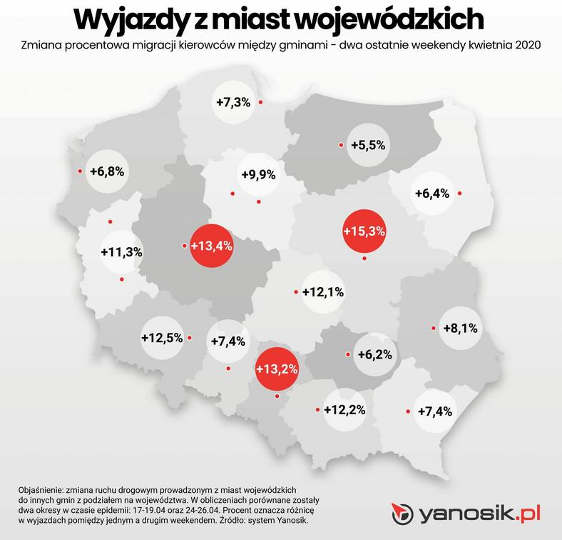 Prognoza twórców Yanosika
