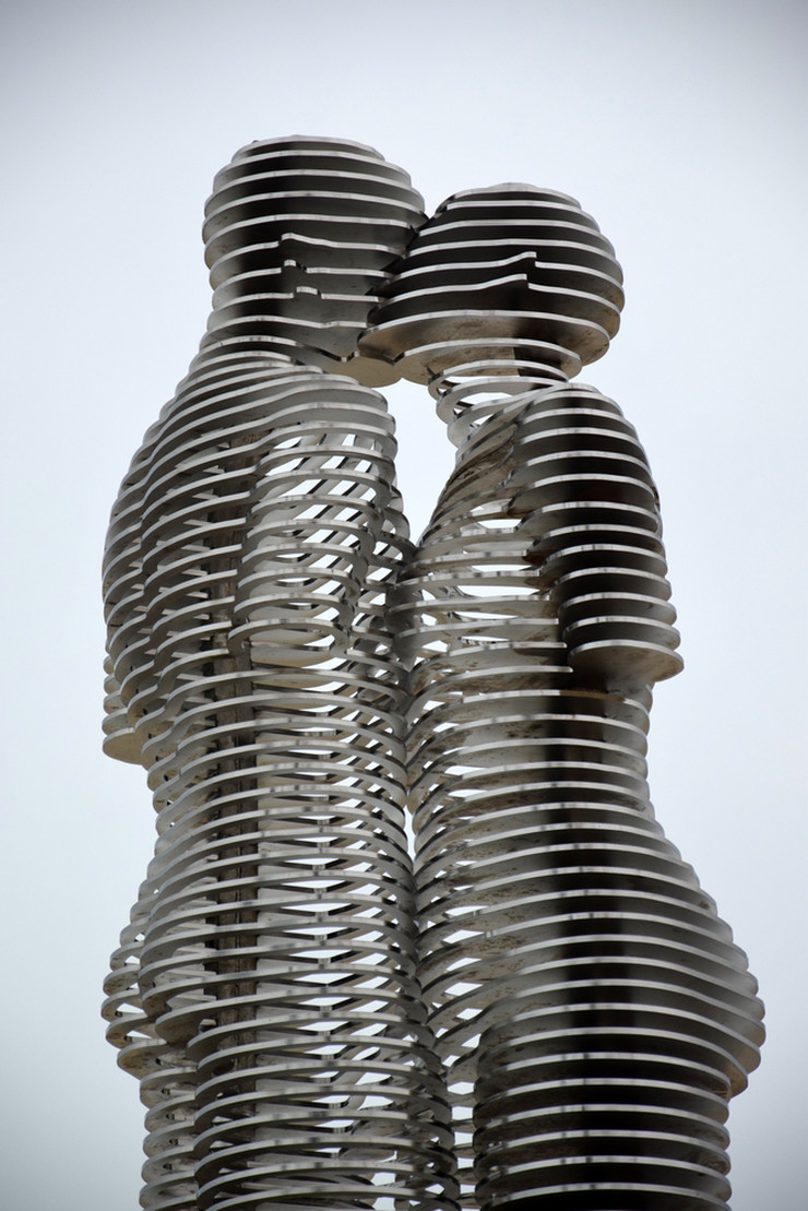 Skulpture, Gruzija, Ali i Nino