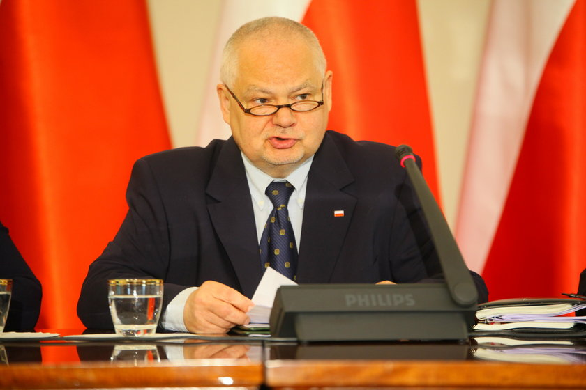 Adam Glapiński