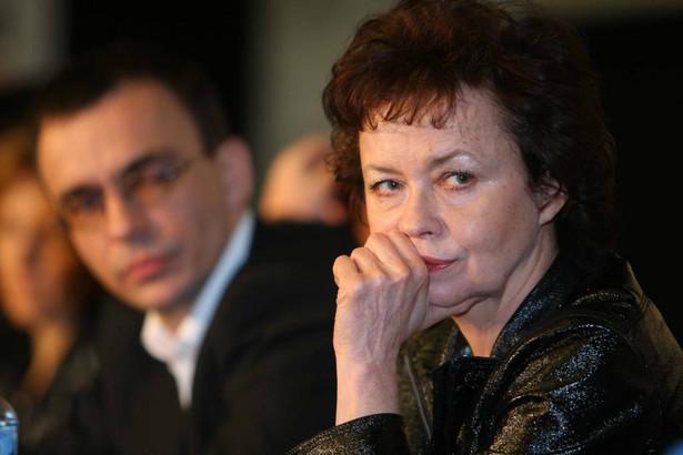 Joanna Szczepkowska. Fot. Teodor Klepczyński/Newspix.pl