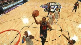 NBA: Zachód pokonał Wschód w Meczu Gwiazd