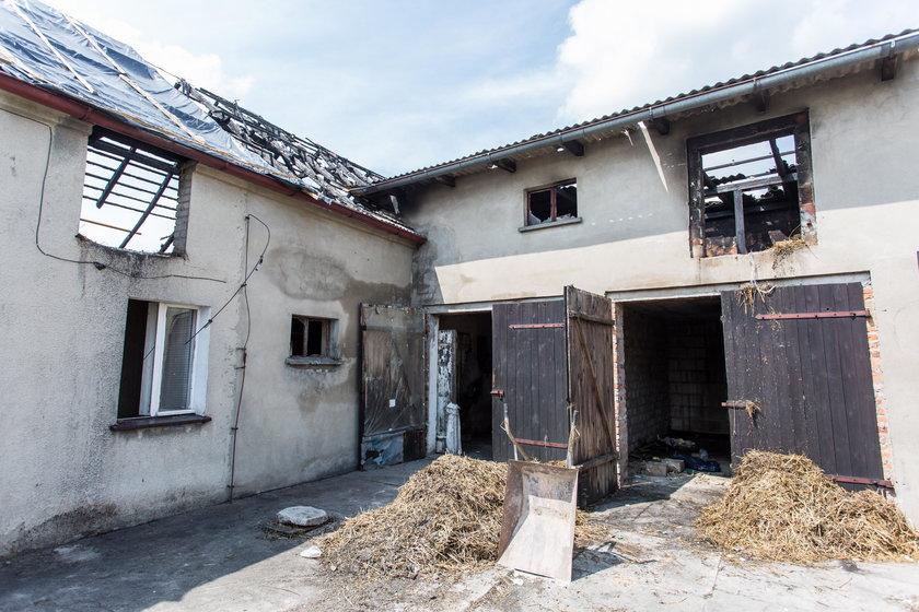 Dom wymaga gruntownego remontu