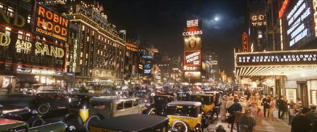 Krajem 1920-tih godina u Njujorku...