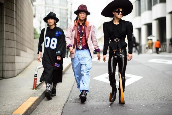 Tokyo Fashion Week [The living 360]