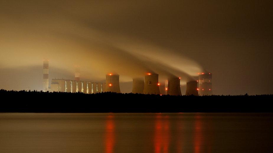 Elektrownia Bełchatów. Wyłączono 10 z 11 bloków