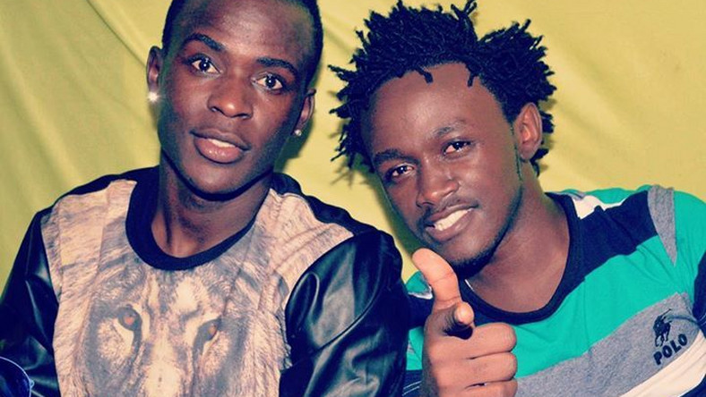 Introducing Willy Paul as Bahati Willy Paul performs