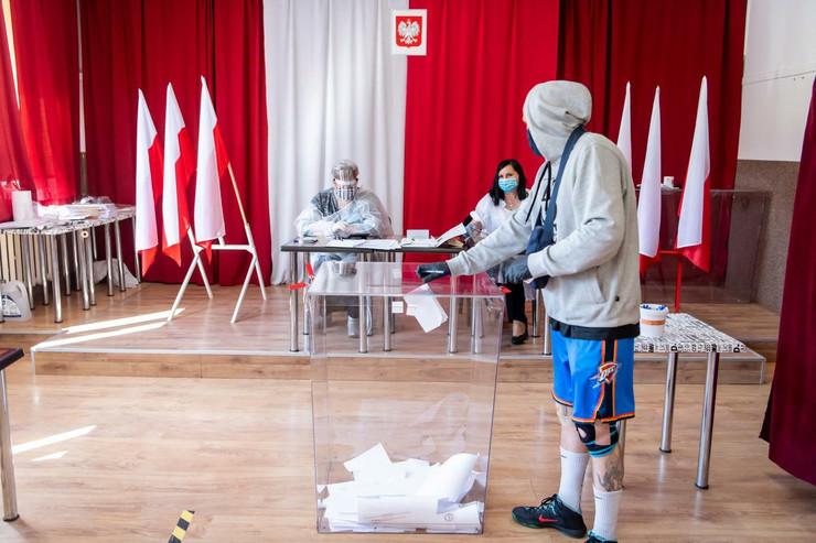 izbori poljska 20200426 epa tytus zmijewski aleksandrow kujawski Di018681664 preview