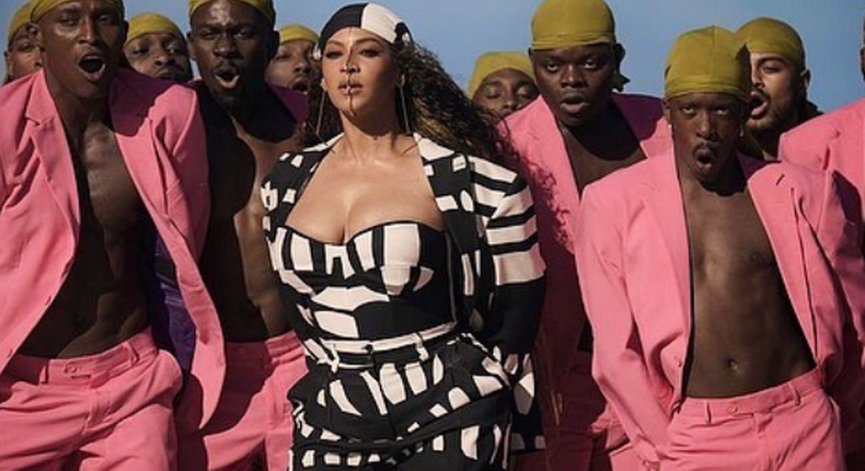 Meet the Senegalese fashion label that Beyonce has fallen in love with, Tongoro [Credit: Instagram/ Tongoro]