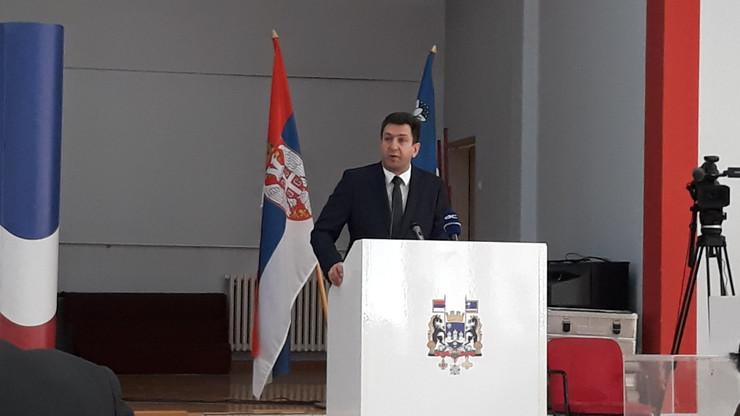 Aleksandar Pajić, gradska skupština Šabac, izabran gradonačelnik