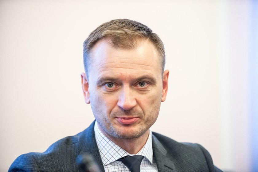 Kaczyński nie przepada za Nitrasem