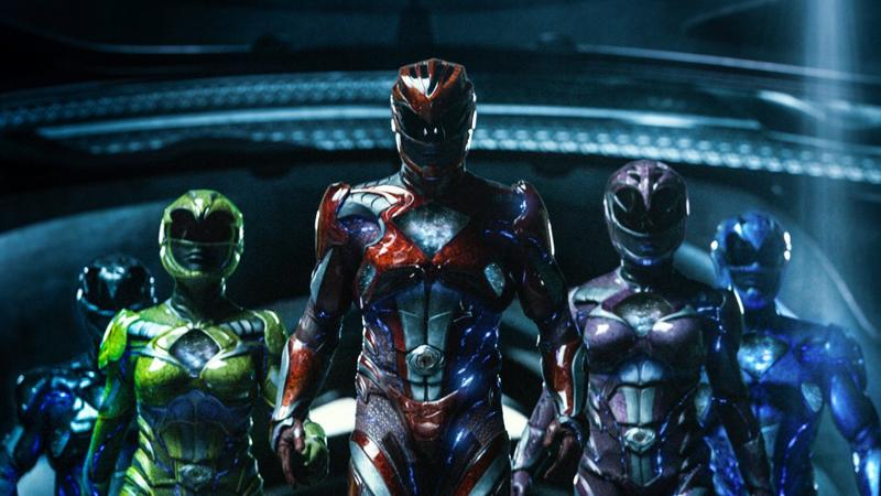 """Power Rangers"": kadr z filmu"