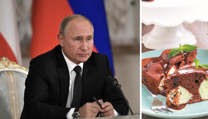 Ovako će Putin da se zasladi danas