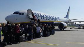 Opóźnienie we wprowadzeniu nowych zasad przewozu bagażu w Ryanair