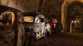 Sekretny tunel Burbonów w podziemiach Neapolu