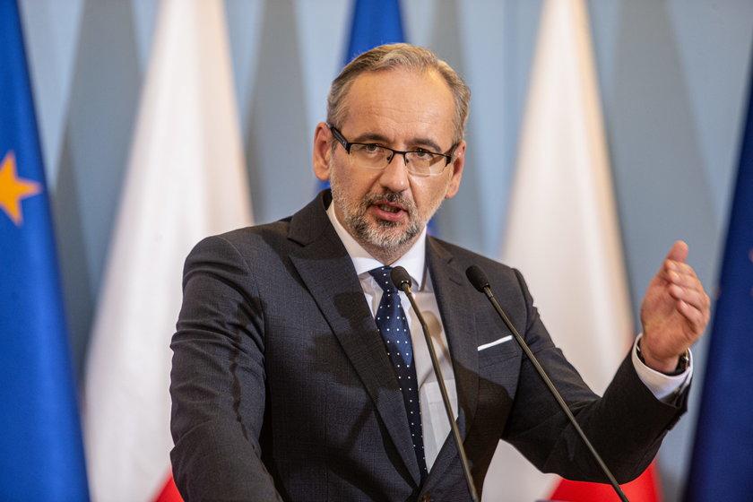 Minister Niedzielski sam podkreśla, że nie jest zbyt wielkim zwolennikiem teleporad