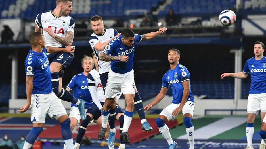 Everton - Tottenham Hotspur