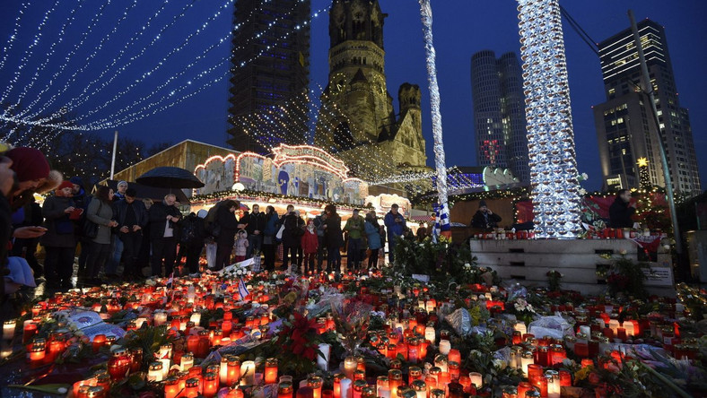 Berlin: Miejsce tragedii
