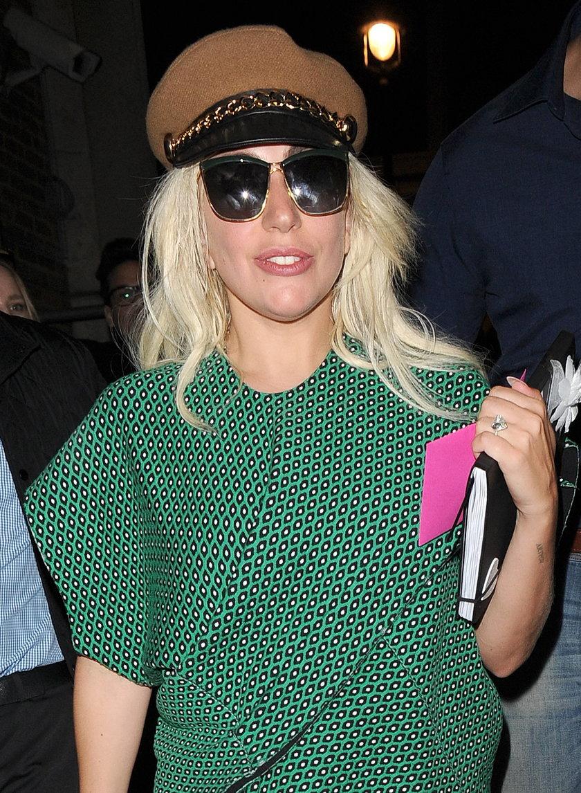 Lady Gaga w Londynie