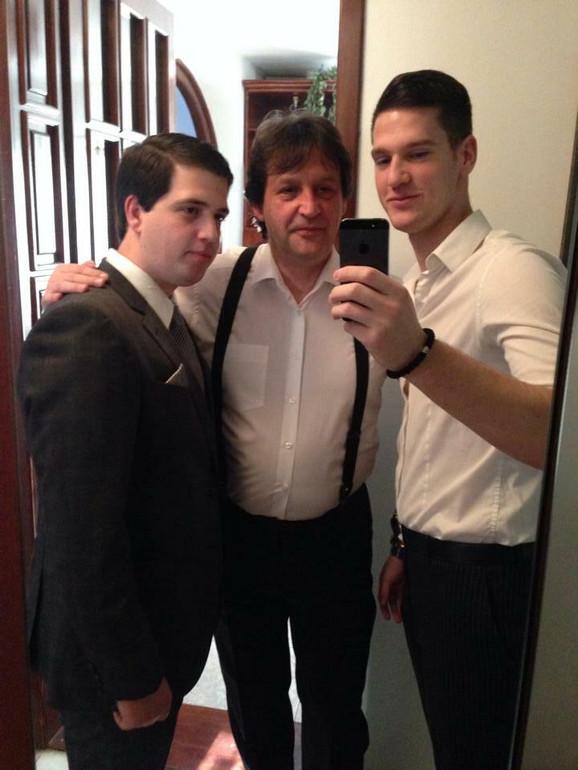 Vladan, Bratislav i Milan Gašić