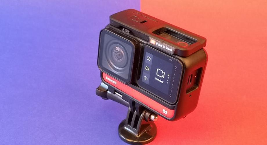 Insta360 One R im Test: Die modulare Actioncam